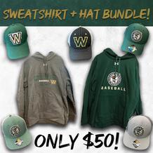 2020 Sweatshirt and Hat Bundle